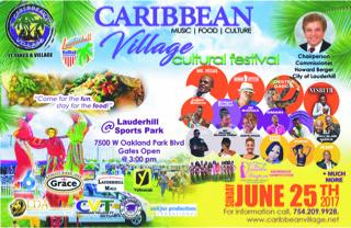 8.5 x 5.5 Caribbean-Village
